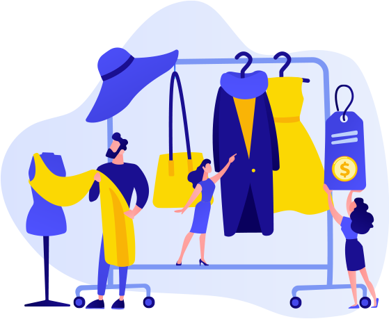 طراحی سایت پوشاک